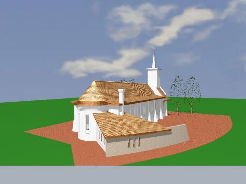 Templomot építünk